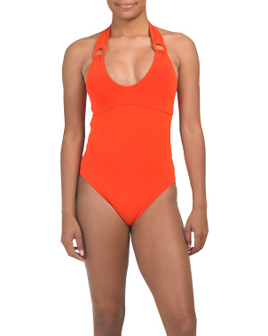 Kate U Neck One-piece Swimsuit