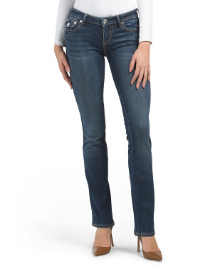 Billie Slim Bootcut Jeans