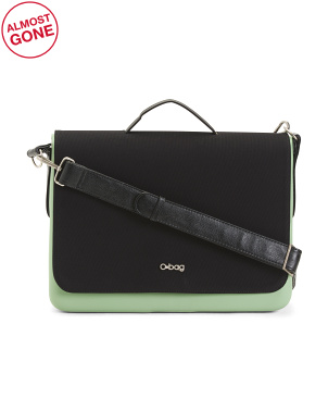 Made In Italy Folder Eva Compound Crossbody