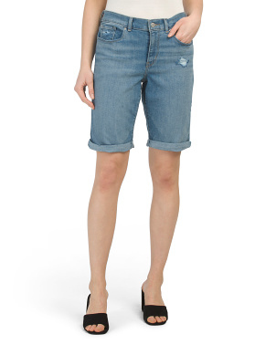 Damaged Goodies Classic Bermuda Shorts