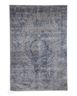 Made In Turkey 5x8 Textured Modern Area Rug