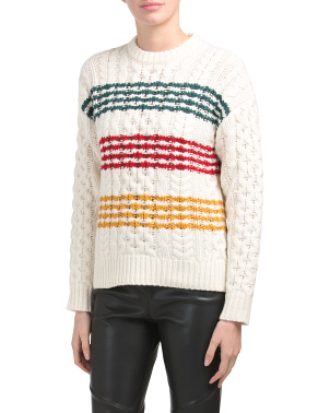 Mindy Crew Neck Sweater