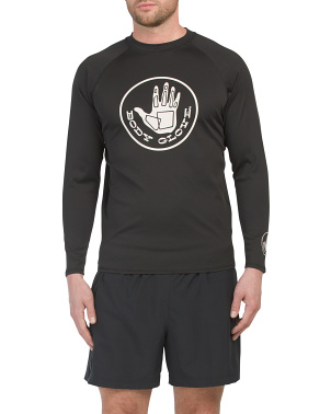 Long Sleeve Fitted Rash Guard