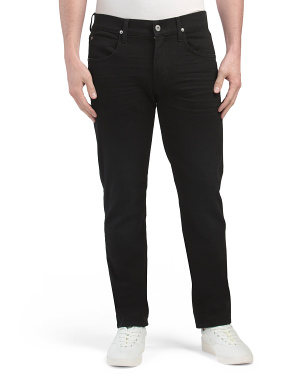 Blake Slim Straight Leg Zip Fly Jeans