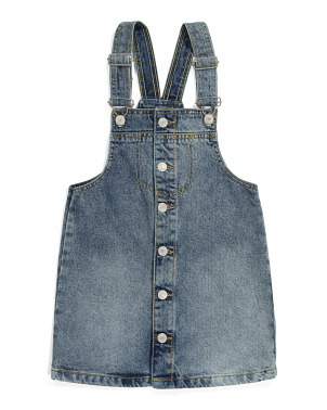 Little Girls Denim Skirtall