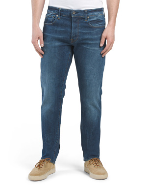3301 Cyclo Stretch Straight Jeans