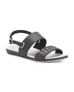 Comfort Double Band Flat Sandals