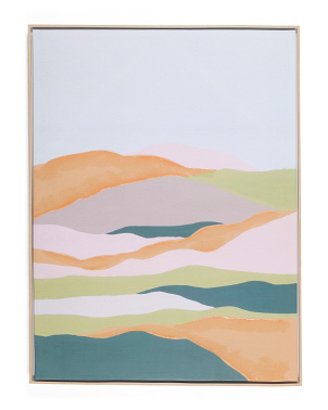 31x41 Cloud Layers Wall Art