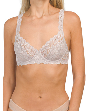 Moments Lace Soft Cup Bra