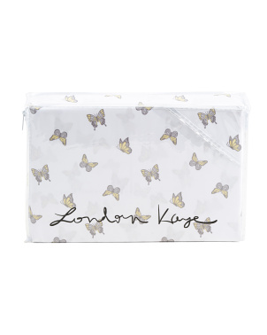 Butterflies Sheet Set