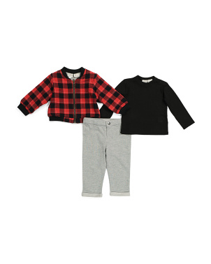 Baby Boys Mickey Mouse Bomber Jacket Set