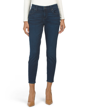 Petite Connie Ankle Skinny Jeans