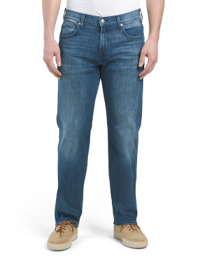 Austyn Relaxed Straight Denim Jeans