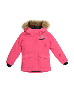 Big Girls Parka Ski Jacket