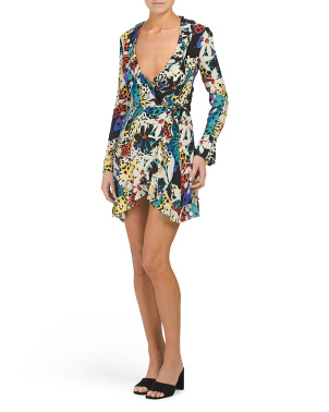 Summer Honolulu Wrap Dress