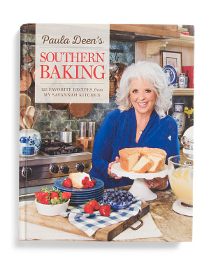 Paula Deen's Southern Baking Cookbook