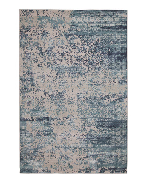 Made In Turkey 5x8 Modern Look Area Rug