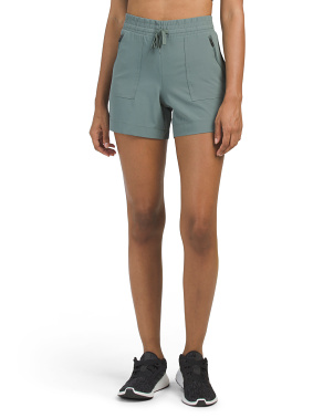5in Stretch Woven Shorts