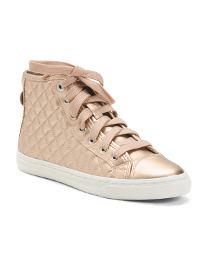 Comfort High Top Sneakers