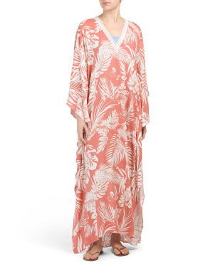 Luxury Resort Maxi Dress Cover-up