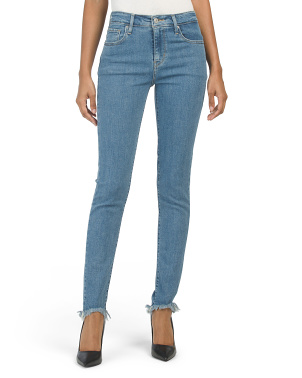 721 High Rise Skinny Matter Of Fact Jeans