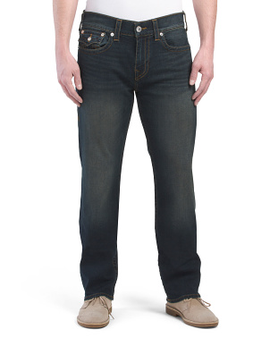 Ricky Flap Pocket Jeans