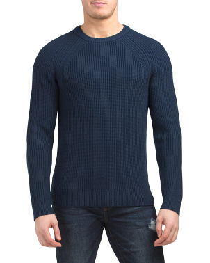 Merino Wool Melyan Sweater