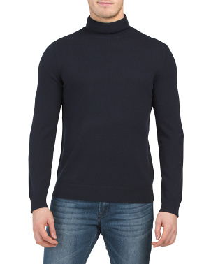 Vilass Cashmere Turtleneck Sweater
