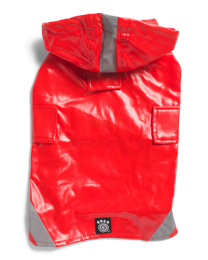 London Slicker Dog Rain Jacket