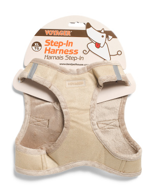 Corduroy Pet Harness