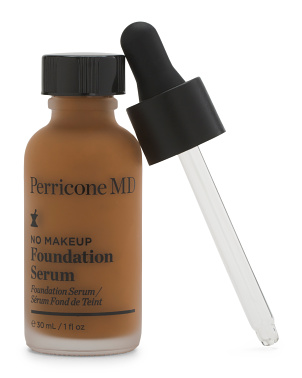 No Makeup Foundation Serum
