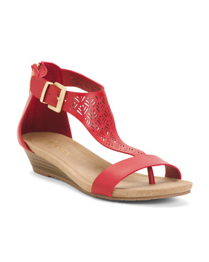 Demi Wedge Sandals