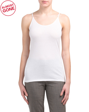 Pima Cotton Cami