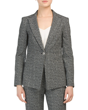 Seamed Jacket