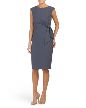 Petite Side Tie Dress