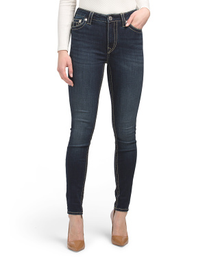 High Waisted Jennie Curvy Skinny Jeans