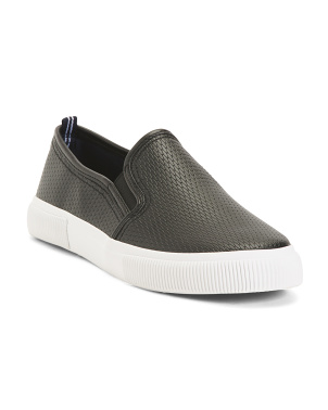 Textured Slip-ons