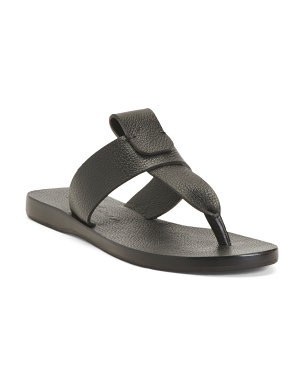 Made In Brazil Leather Sandals