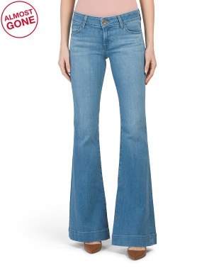 Love Story Flare Leg Jeans