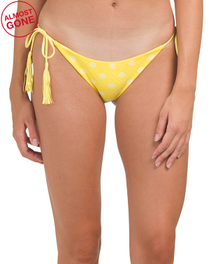 Tie Swim Bottom