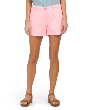 Garmet Dye Shorts