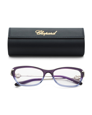 Made In Italy 53mm Designer Optical Glasses