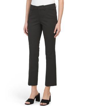 Petite Bootcut Trousers