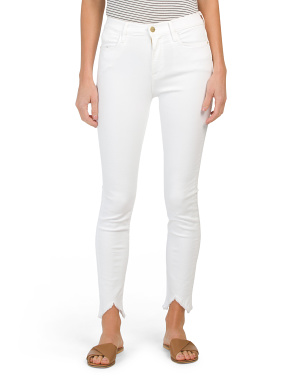 Made In Usa High Waist Skinny Jeans
