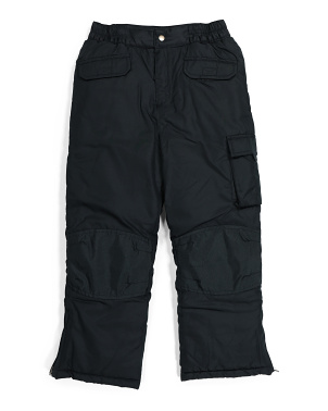 Little Boys Snow Pants