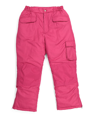 Big Girls Snow Pants