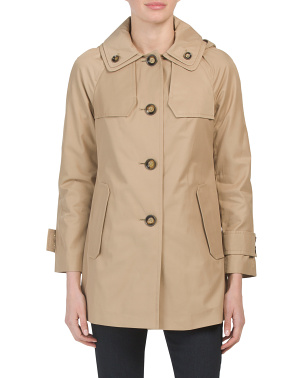 Petite Lightweight British Coat