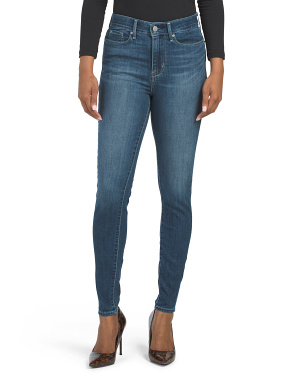 High Rise Skinny Dreamy Night Jeans