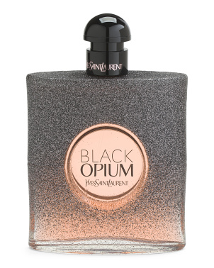 Made In France 3oz Black Opium Floral Shock Eau De Parfum