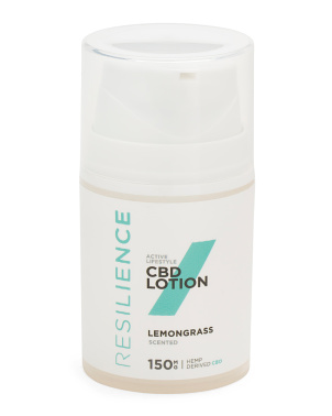 1.7oz 150mg Cbd Body Lotion